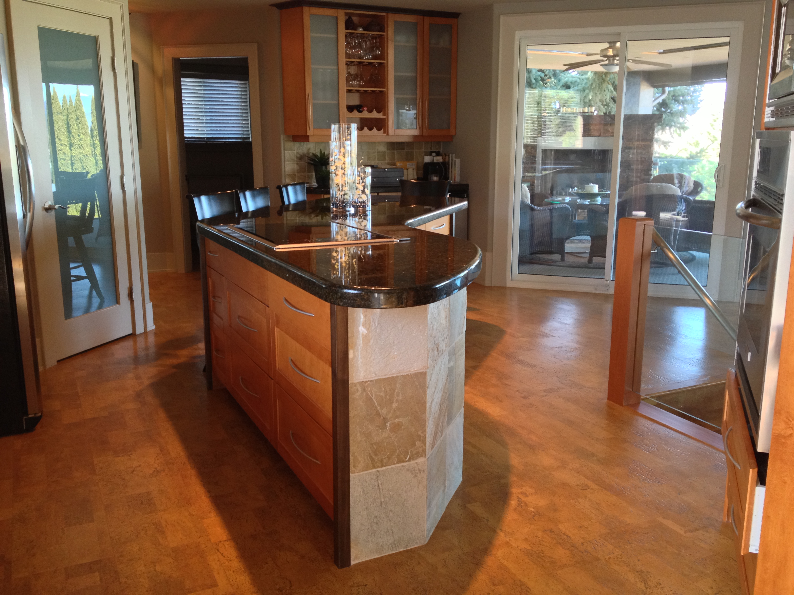 Is Cork Flooring Good For Kitchen Nfp Imports Cork Flooring Specialists